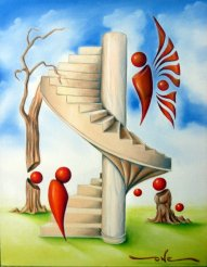 Spiral-Stair, Juan Sepúlveda