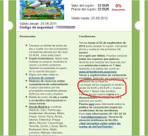 Cupón Groupon para vuelo internacional ida/vuelta por 33€